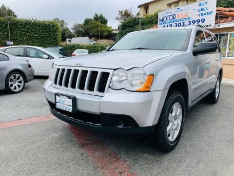 2010 Jeep Grand Cherokee for sale at MotorMax in Lemon Grove CA