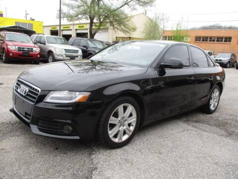 2009 Audi A4 for sale at Ideal Auto in Kansas City KS