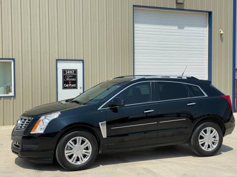 2013 Cadillac SRX for sale at TEXAS CAR PLACE in Lubbock TX