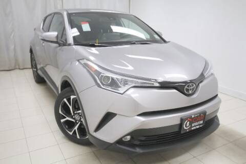 2019 Toyota C-HR for sale at EMG AUTO SALES in Avenel NJ