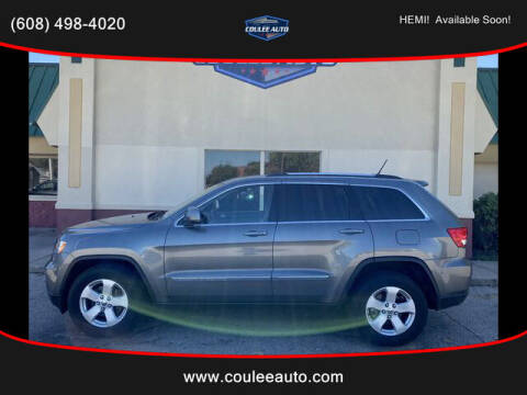 2012 Jeep Grand Cherokee for sale at Coulee Auto in La Crosse WI