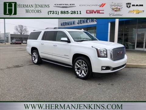 2017 GMC Yukon XL for sale at Herman Jenkins Used Cars in Union City TN
