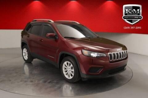 2020 Jeep Cherokee for sale at K&M Wayland Chrysler  Dodge Jeep Ram in Wayland MI