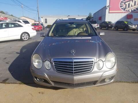 2009 Mercedes-Benz E-Class for sale at AUTOPLEX 528 LLC in Huntsville AL
