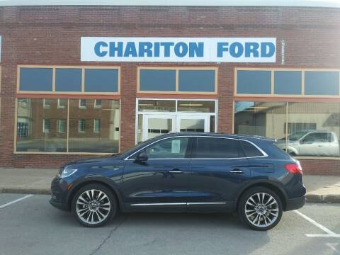 2017 Lincoln MKX for sale at Chariton Ford in Chariton IA