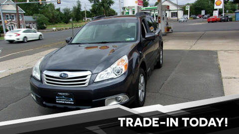 2012 Subaru Outback for sale at FERINO BROS AUTO SALES in Wrightstown PA