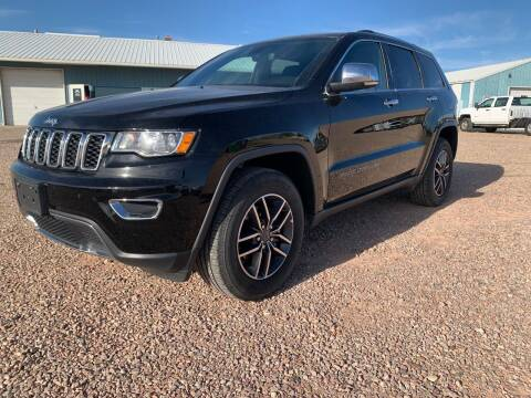 2019 Jeep Grand Cherokee for sale at Northern Car Brokers in Belle Fourche SD