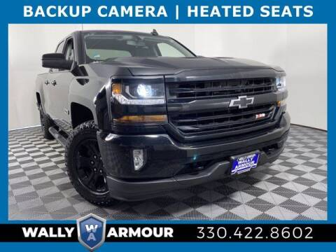 2018 Chevrolet Silverado 1500 for sale at Wally Armour Chrysler Dodge Jeep Ram in Alliance OH