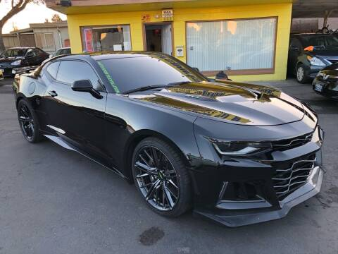 2018 Chevrolet Camaro for sale at EKE Motorsports Inc. in El Cerrito CA