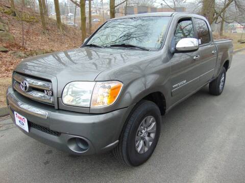 2005 Toyota Tundra for sale at LA Motors in Waterbury CT