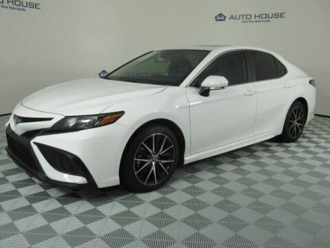 2021 Toyota Camry for sale at Autos by Jeff Tempe in Tempe AZ