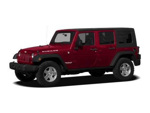 2008 Jeep Wrangler Unlimited for sale at Sundance Chevrolet in Grand Ledge MI