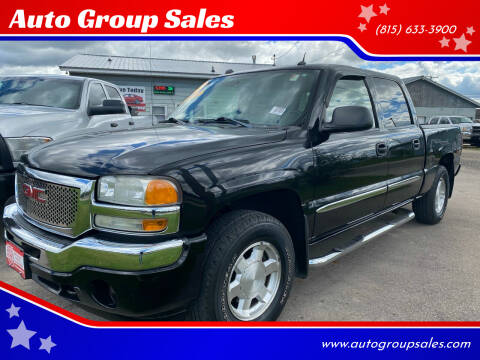 2005 GMC Sierra 1500 for sale at Auto Group Sales in Roscoe IL