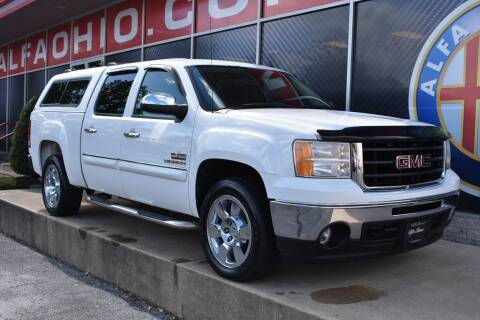 2011 GMC Sierra 1500 for sale at Alfa Romeo & Fiat of Strongsville in Strongsville OH