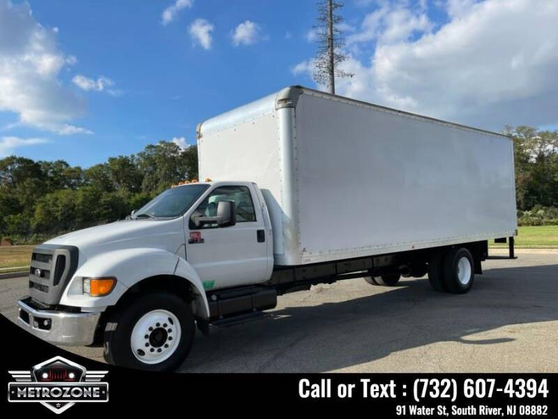 2012 Ford F-750 Super Duty for sale in South River, NJ