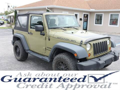 2013 Jeep Wrangler for sale at Universal Auto Sales in Plant City FL