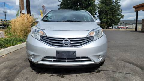 2015 Nissan Versa Note for sale at Road Star Auto Sales in Puyallup WA
