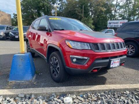 2019 Jeep Compass for sale at PAYLESS CAR SALES of South Amboy in South Amboy NJ