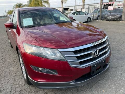 2010 Honda Accord Crosstour for sale at Moun Auto Sales in Rio Linda CA