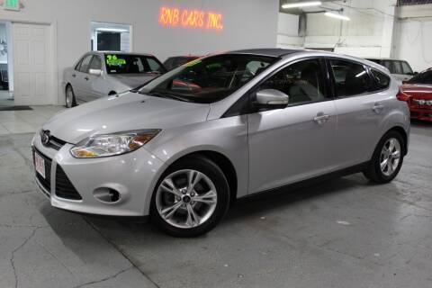 2014 Ford Focus for sale at R n B Cars Inc. in Denver CO