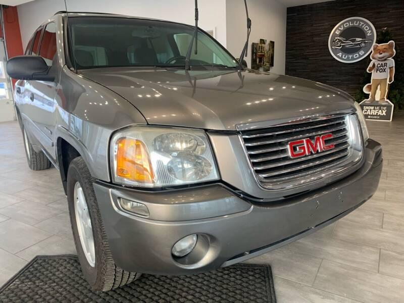 2006 GMC Envoy for sale at Evolution Autos in Whiteland IN
