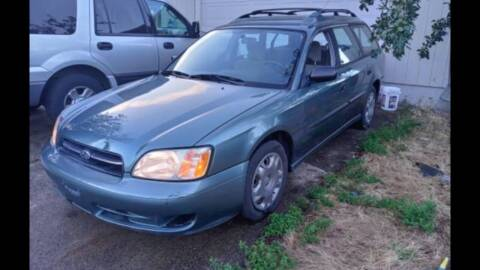 2000 Subaru Legacy for sale at Blue Line Auto Group in Portland OR