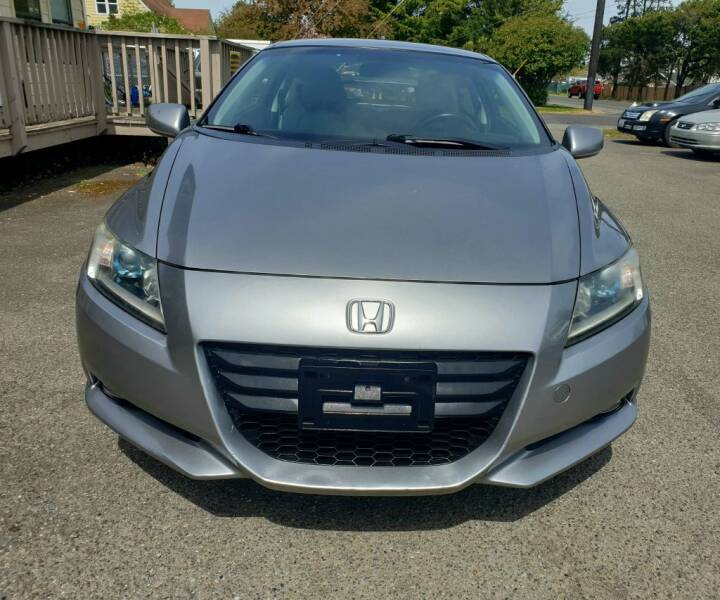 2011 Honda CR-Z for sale at Life Auto Sales in Tacoma WA