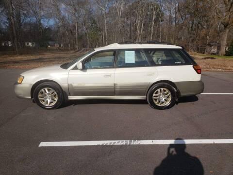 2003 Subaru Outback for sale at Space & Rocket Auto Sales in Hazel Green AL