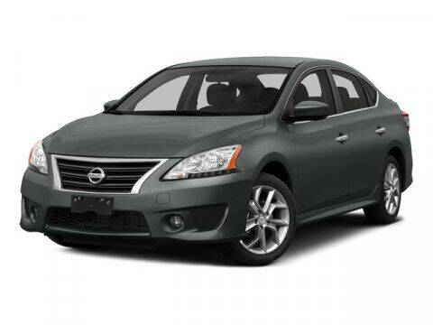 2015 Nissan Sentra for sale at BEAMAN TOYOTA in Nashville TN