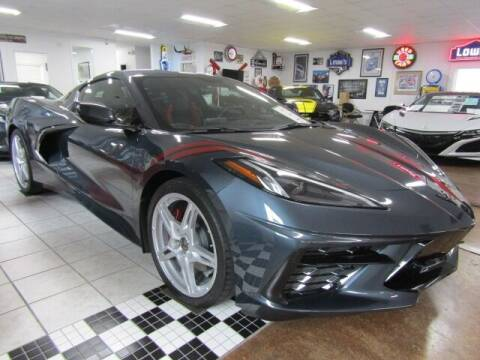 2021 Chevrolet Corvette for sale at Specialty Car Company in North Wilkesboro NC