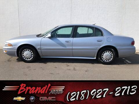 2005 Buick LeSabre for sale at Brandl GM in Aitkin MN