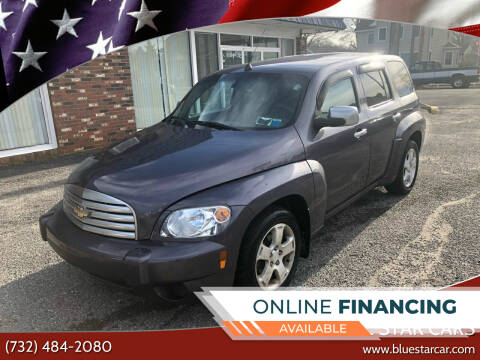 2007 Chevrolet HHR for sale at Blue Star Cars in Jamesburg NJ