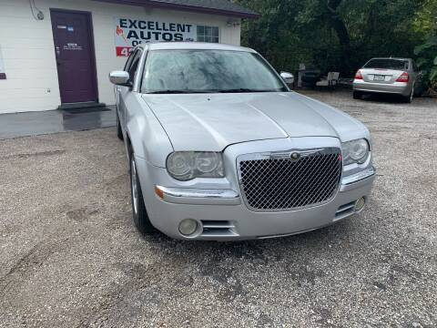 2007 Chrysler 300 for sale at Excellent Autos of Orlando in Orlando FL