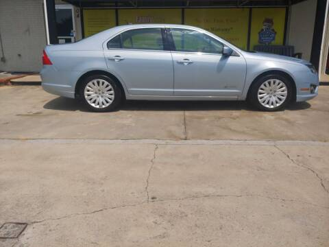 2011 Ford Fusion Hybrid for sale at Family Auto Sales of Johnson City in Johnson City TN