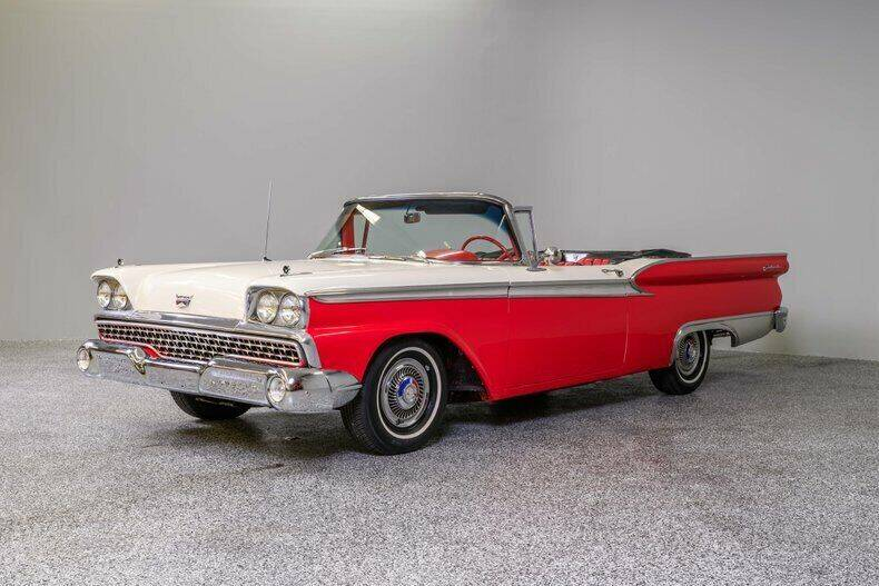 1959 Ford Galaxie for sale in Concord, NC