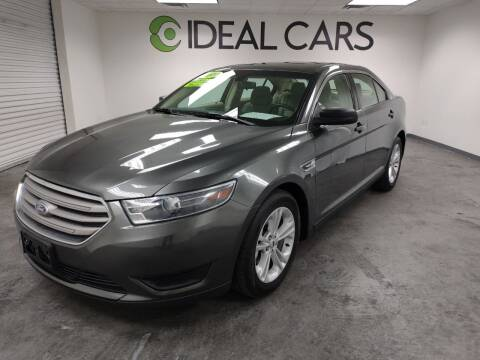 2016 Ford Taurus for sale at Ideal Cars East Mesa in Mesa AZ
