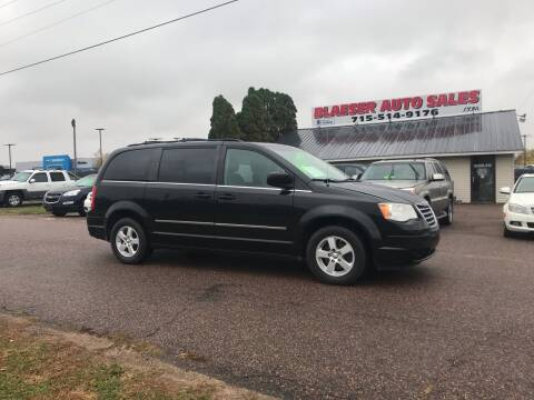 2009 Chrysler Town and Country for sale at BLAESER AUTO LLC in Chippewa Falls WI