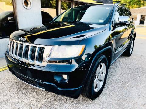 2011 Jeep Grand Cherokee for sale at Auto Space LLC in Norfolk VA
