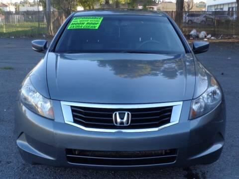 2008 Honda Accord for sale at Vallejo Motors in Vallejo CA