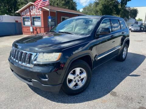 2013 Jeep Grand Cherokee for sale at CHECK AUTO, INC. in Tampa FL