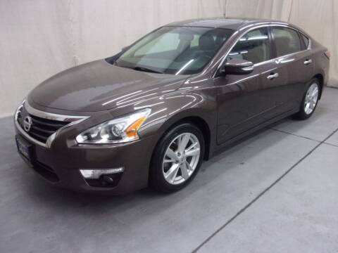 2014 Nissan Altima for sale at Paquet Auto Sales in Madison OH
