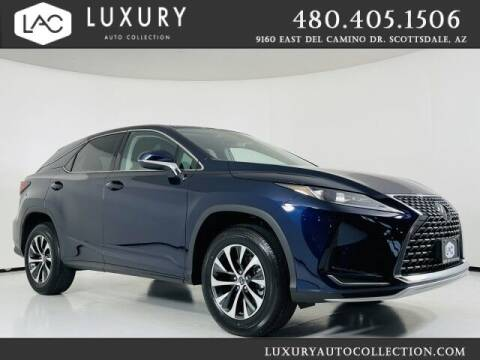 2021 Lexus RX 350 for sale at Luxury Auto Collection in Scottsdale AZ