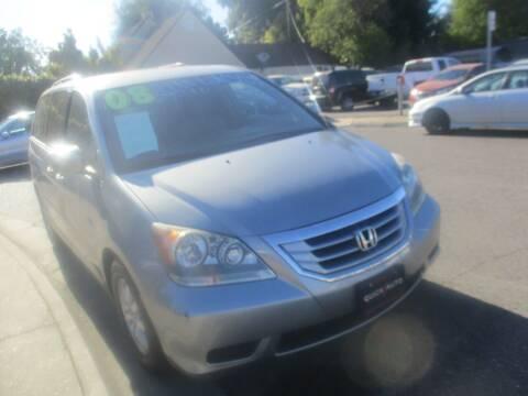 2008 Honda Odyssey for sale at Quick Auto Sales in Modesto CA