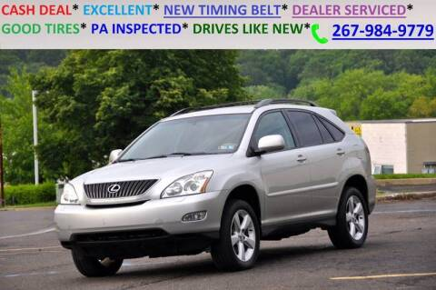 2004 Lexus RX 330 for sale at T CAR CARE INC in Philadelphia PA