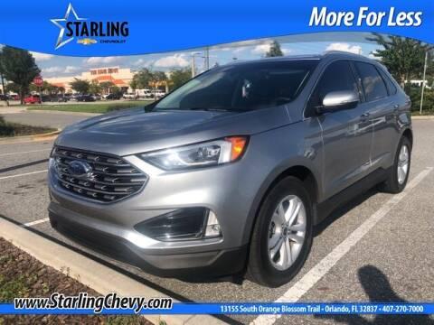 2020 Ford Edge for sale at Pedro @ Starling Chevrolet in Orlando FL