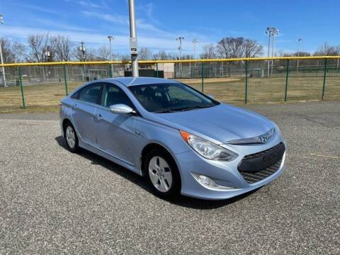 2012 Hyundai Sonata Hybrid for sale at Cars With Deals in Lyndhurst NJ