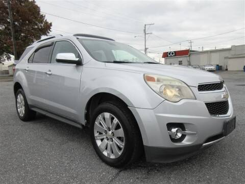 2010 Chevrolet Equinox for sale at Cam Automotive LLC in Lancaster PA