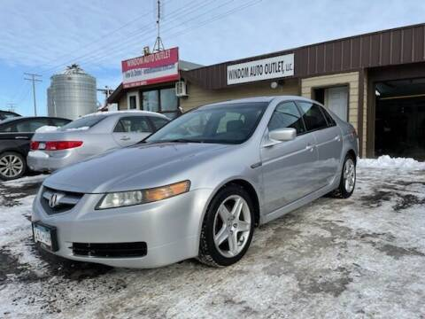 2006 Acura TL for sale at WINDOM AUTO OUTLET LLC in Windom MN