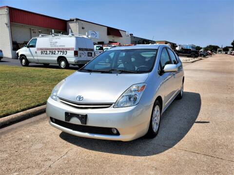 2005 Toyota Prius for sale at Image Auto Sales in Dallas TX