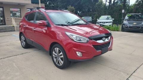 2015 Hyundai Tucson for sale at Dunn-Rite Auto Group in Longwood FL